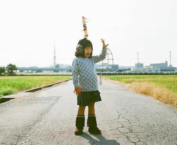 Nagano Toyokazu tochter lustige kinderfotos
