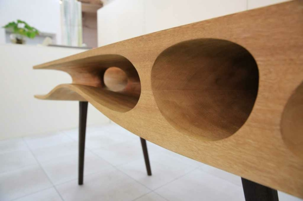 Ruan Hao CATable designer tisch für katzen