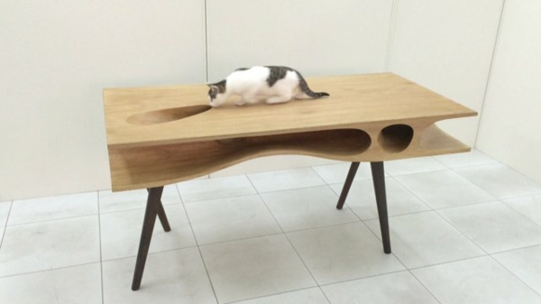 Ruan Hao CATable katzen designer tisch designer esstische