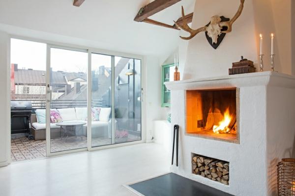 Skandinavisches Design Möbel