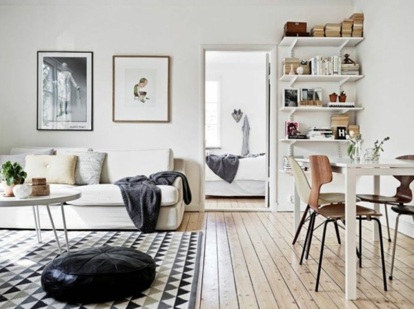 Skandinavisches Design Möbel – Gelassenheit, Reinheit und