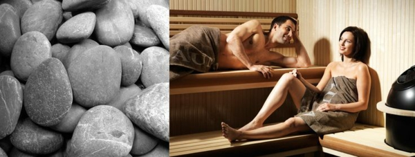 Sport und Sauna gesund wirken