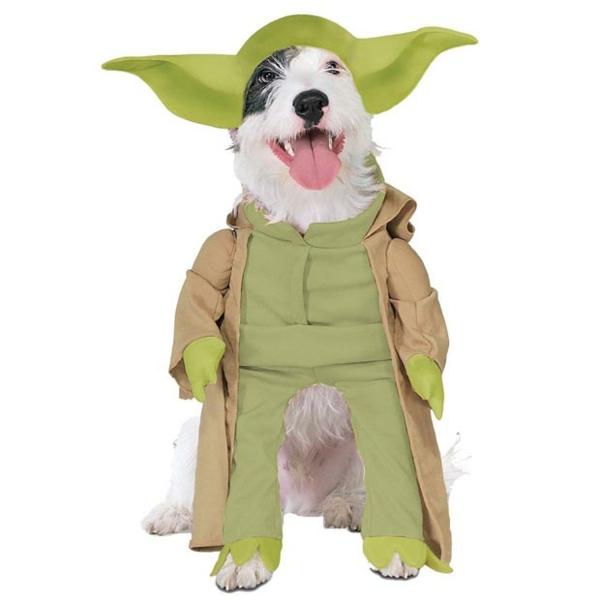 Kostüme für Hunde Darth Vader Yoda Ewok Star Wars
