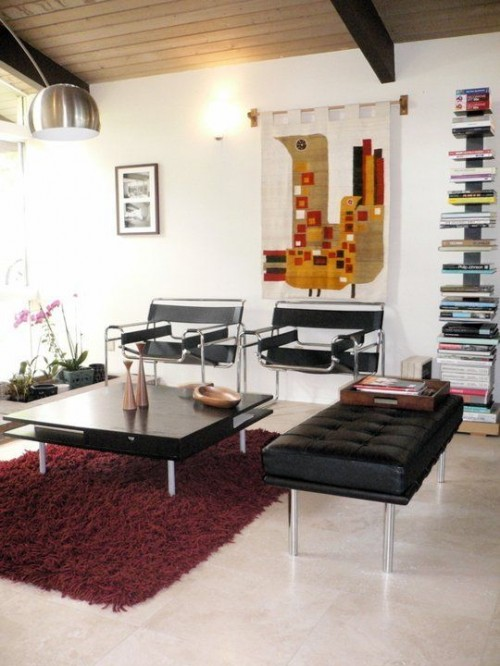 Trendfarbe-Marsala-inneneinrichtung-wohnstil-teppich
