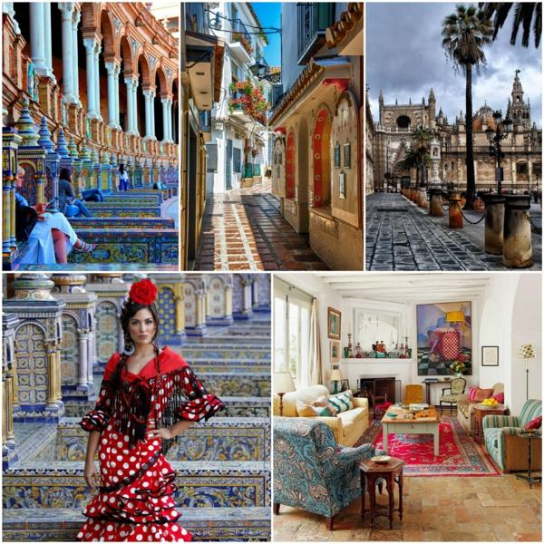Urlaub Südspanien und einrichtungsideen