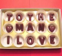 29 Valentinstagsgeschenke für Männer – Coole Bastelideen zum Valentinstag