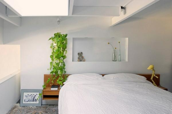 Dachfenster schlafzimmer velux fenster einbauen pflanzen