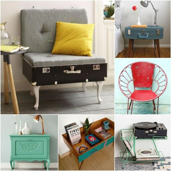 Vintage Look Möbel kaufen oder selber machen