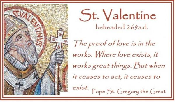 Woher Kommt Der Valentinstag Geschichte Kirche