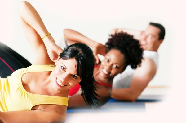 abnehmen mit genuss fitness