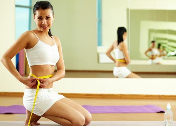 abnehmen mit genuss yoga gymnasik
