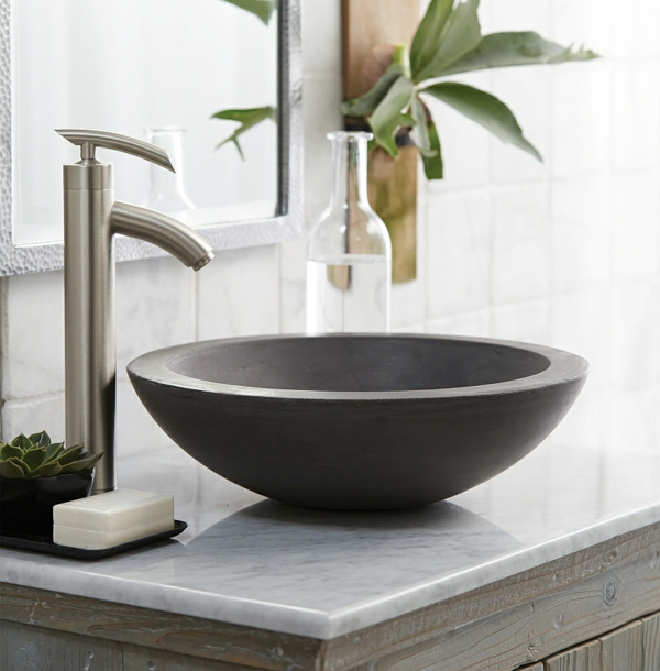 Waschbecken Für Badezimmer moderne waschbecken lassen das badezimmer zeitgenössischer ausehen