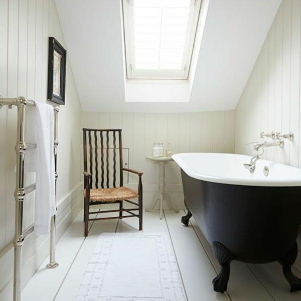 besonderheiten der badgestaltung fr kleines bad im dachgeschoss wohnideen design - Gestaltung Dachwohnung