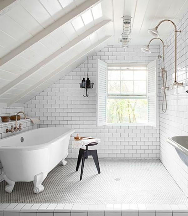 badgestaltung kleines bad traditionell klassisch