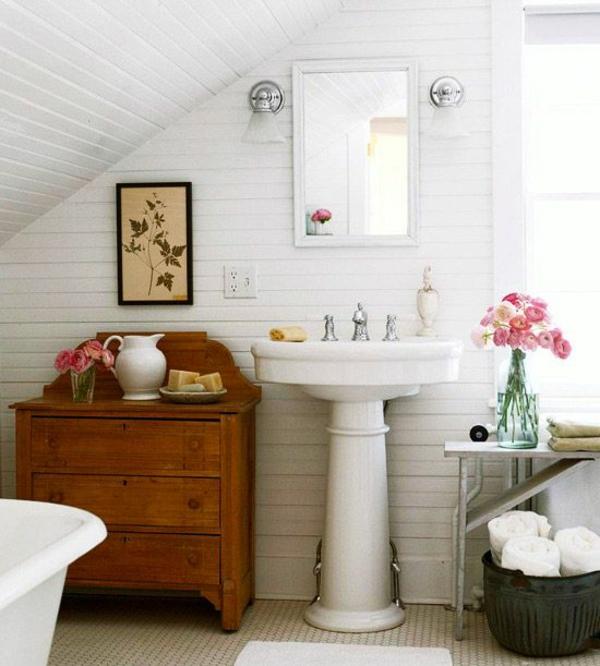 badgestaltung kleines bad waschbecken