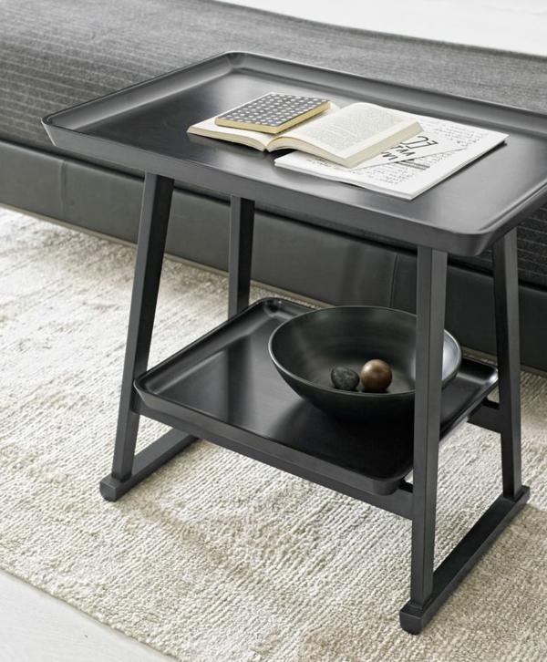 beistelltisch Möbel italienischer Stil Antonio Citterio
