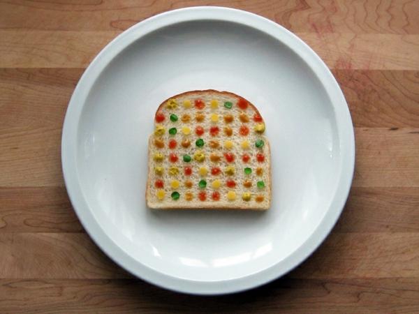 belegte brote Brittany Powell Tae Kitakata sandwich hirst
