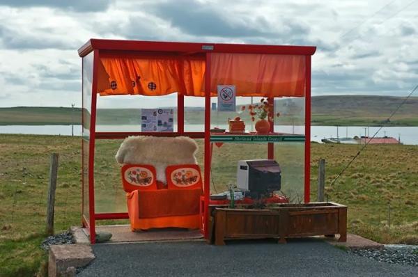 bushaltestelle wohnzimmer bushaltestelle