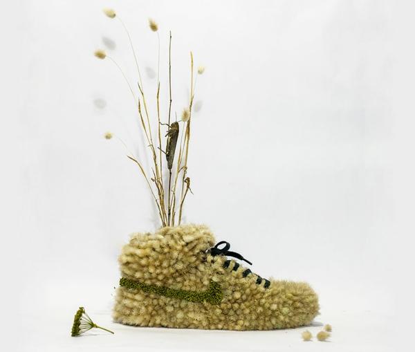 christophe guinet wood projekt aus pflanzen nike sneakers