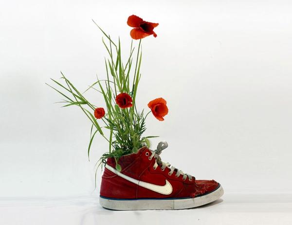 christophe guinet wood projekt nike sneakers aus pflanzen