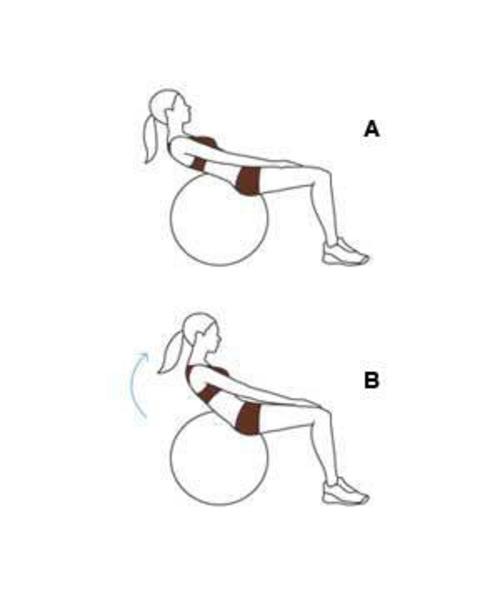 crunch illo gymnastikball übungen