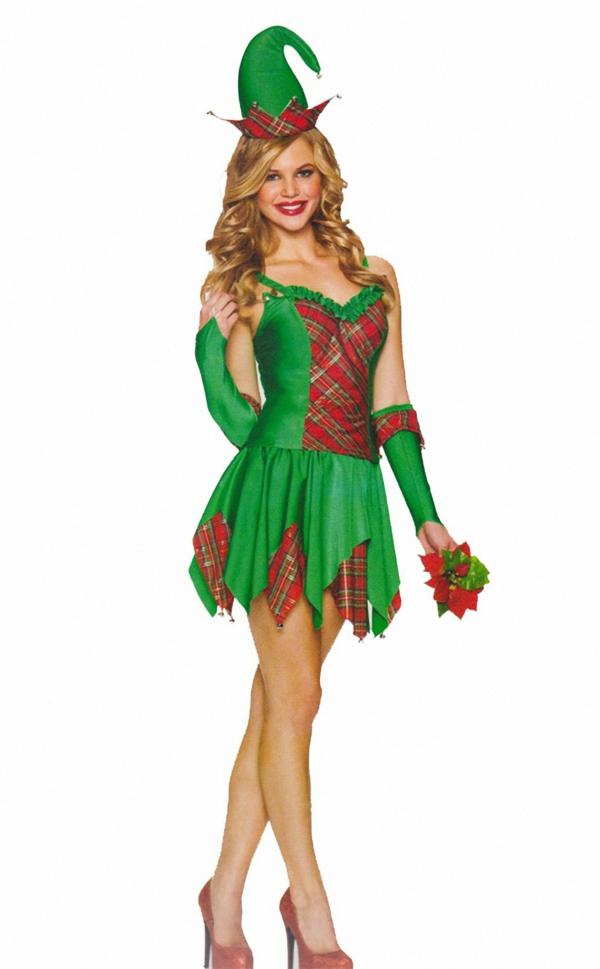damenkostüme karneval elfin