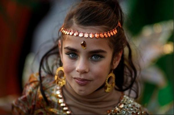damenkostüme karneval faschingskostüm indisch