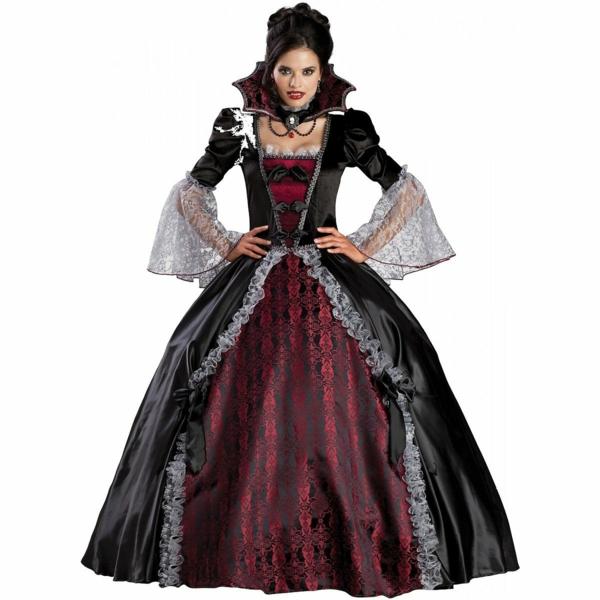 damenkostüme karneval königin