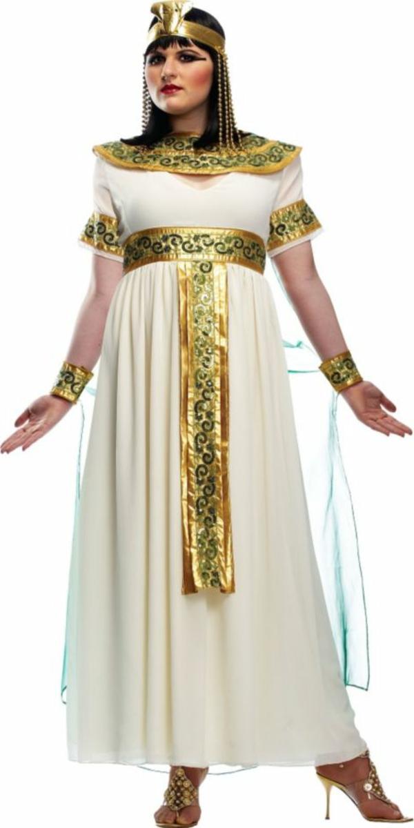 damenkostüme karneval kleopatra