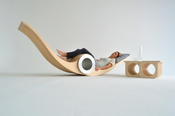 Das Stuhl Design Exocet Bietet Variablen Sitzkomfort