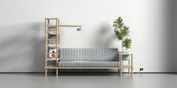 designer möbel Burak Kocak wohnzimmer möbel mehrfunktional
