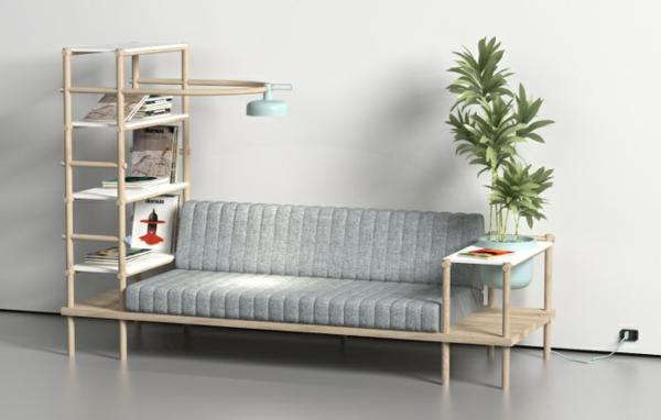 designer möbel Burak Kocak wohnzimmer sofa