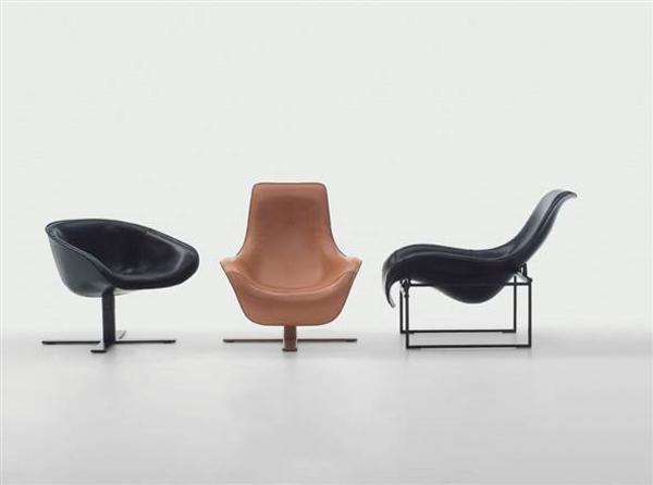 Designer Stühle Antonio Citterio Möbel Italienischer Stil