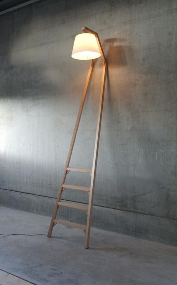 designer stehlampen wohnlicht leiter