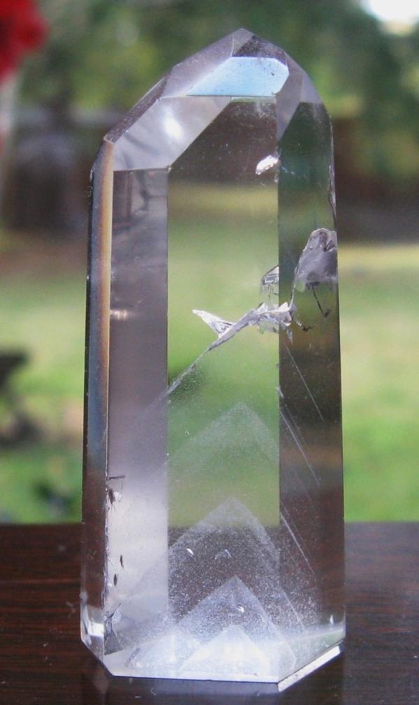 edelsteine Berg kristall wirkung bedeutung bergkristallen