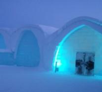 Eishotel Schweden - Faszination aus Schnee und Eis