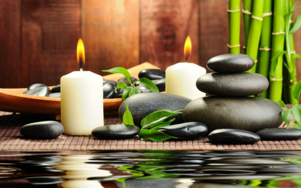 entspannungstechniken meditation relax kerzan romantik