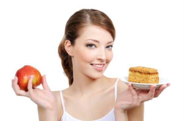 ernährungsplan abnehmen apfel torte
