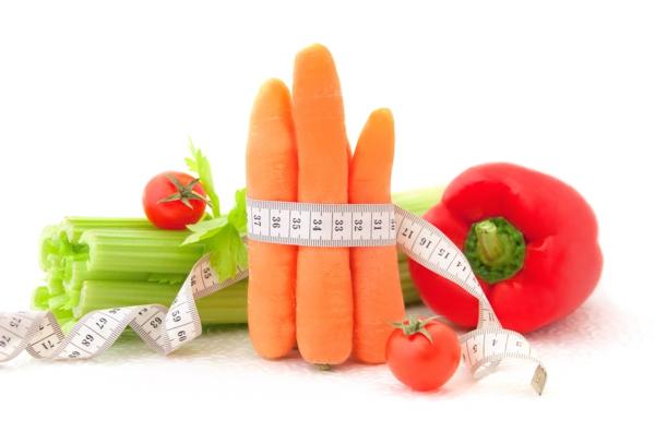 ernährungsplan abnehmen gemüse