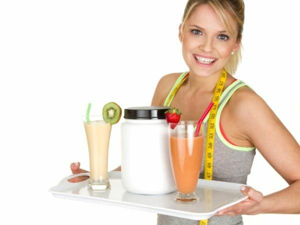 ernährungsplan abnehme getränke vitamine