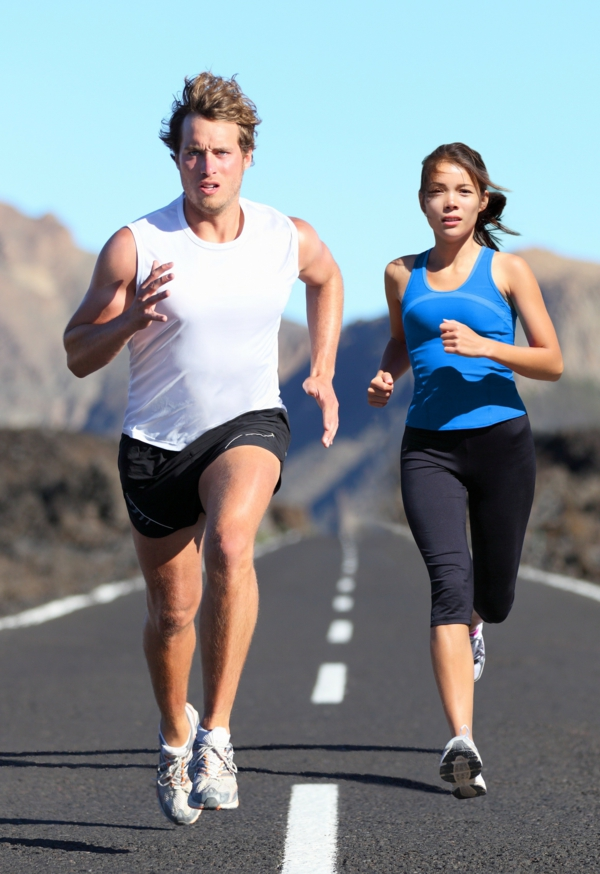 ernährungsplan abnehmen jogging