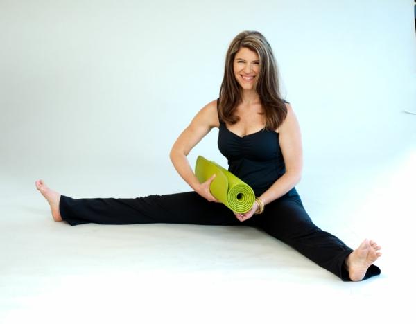 fastenkur yogamatte gymnastik