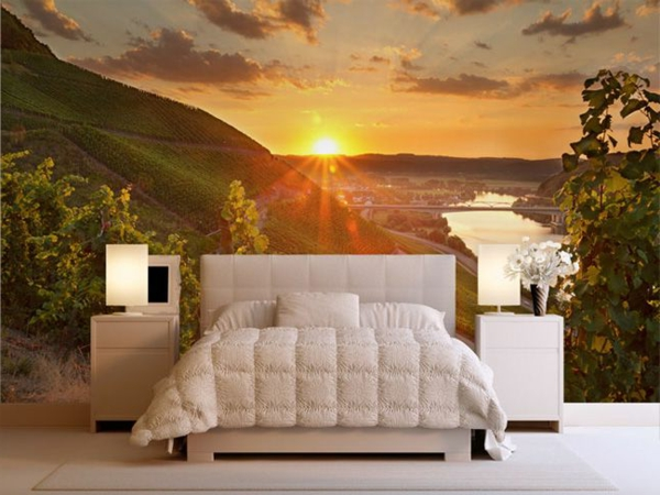 fototapete die spezielle art wandtapete. Black Bedroom Furniture Sets. Home Design Ideas