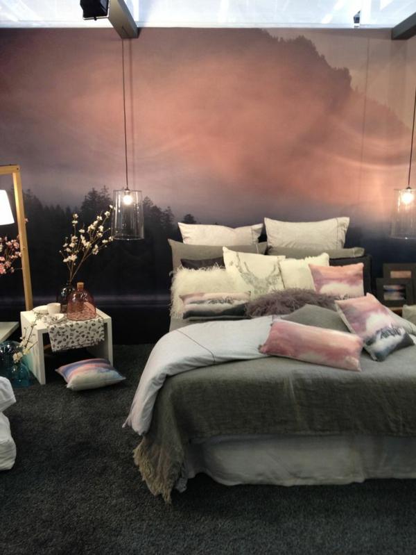 Fototapete die spezielle art wandtapete for Schlafzimmer fototapete