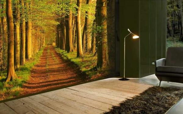 fototapete die spezielle art wandtapete. Black Bedroom Furniture Sets. Home Design Ideas