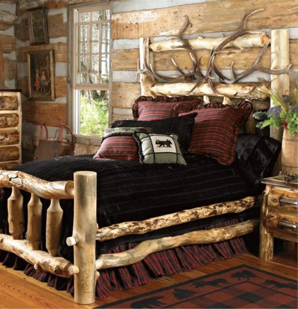 Dasbettenparadies Naturbelassene Massivholz Schlafzimmer. Massivholz ...
