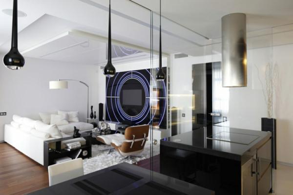 futurismus kunst kunst eams chair bogenlampe