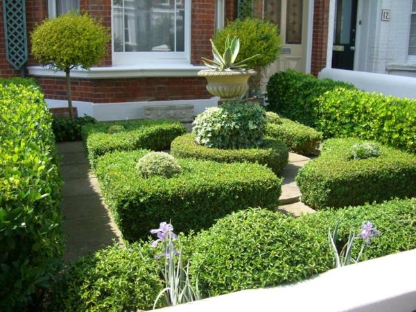 Gartengestaltung beispiele praktische tipps und frische for Englischer garten gestalten