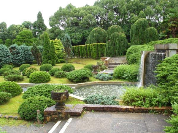 Gartengestaltung beispiele praktische tipps und frische for Wasserfall teich