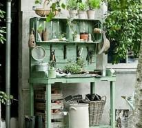 Gartenschrank – eine praktische Bereicherung Ihres Gartens